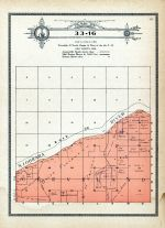 Township 33 Range 16, Cleveland, Holt County 1915